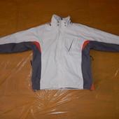р. 134-140-146 лыжная куртка сноуборд Outerlimits, Германия, теплая зимняя куртка, термокуртка