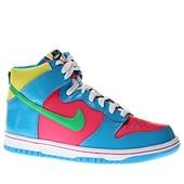 Сникерсы ботинки кроссовки кожа Nike оригинал (35,5)