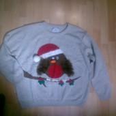 Фирменный свитер кофта XL-XXL