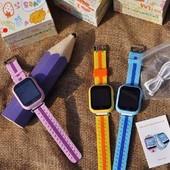 Детские умные часы Smart baby watch Q100s Заботливые родители оценят!
