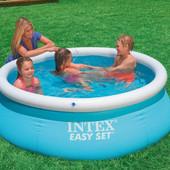 Intex Бассейн наливной 28101, размер 183х51см, объём 886л, вес 3,2 кг