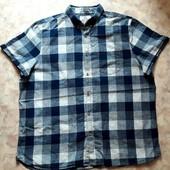Классная рубашка в клетку 52