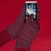 Перчатки для сенсорных экранов от Tchibo, Германия
