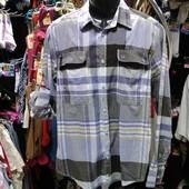 Мужская рубашка,разм М