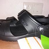 Crocs Сlassic ankle strap sandal M8/W10 стелька 27см.