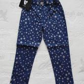 брюки, штаны летние v by very на 2-3 и 3-4 года.