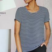 Стильная шифоновая женская блуза р.М 40 евро Esmara, Германия