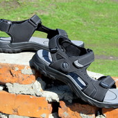 Мужские сандалии удобные , легкие и ноские. 3 точки затяжки. Крепкие