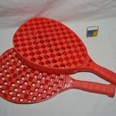 Фирменные теннисные ракетки Checkerbats для веселого тенниса Pro Swingball
