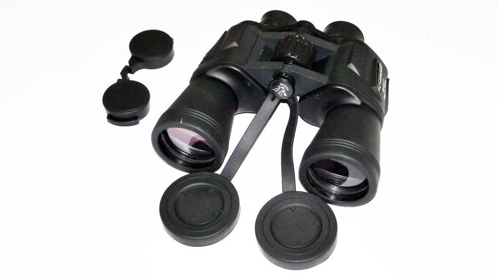 Бинокль Canon 20x50 + чехол фото №1