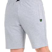 Мужские трикотажные классные шорты, капри   р-р   m l xl xxl