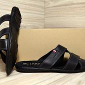 Мужские кожаные сандалии Tommy Hilfiger