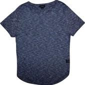 Мужская футболка удлиненная Cedar Wood State M
