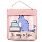 Распродажа - Термосумка детская в ассортименте от Перо розовая голубая бежевая красная
