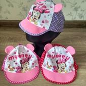 Супер панамка кепка для девочек 48-50 размер