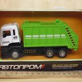 Игрушечная машинка металл 5007 Автопром, батарейки , свет, звук, открываются двери,в коробке 22 12,5