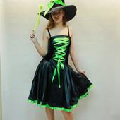 """Продам карнавальный костюм """"Ведьма в шляпе"""""""