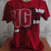 Мужские футболки, размер 44-48