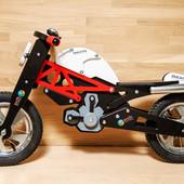 Детский деревянный беговел Ducatik от 2 до 6 лет
