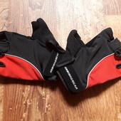 Велосипедные перчатки Crivit размер 7,5 Уценка,   24-126 Ю
