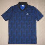 Puma (M/48/50) спортивная футболка тенниска поло мужская