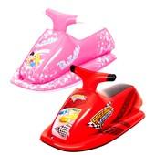 Надувной детский скутер!