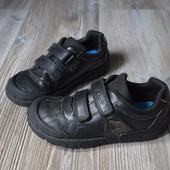 Ботинки туфли с динозаврами Clarks кожа (29E)