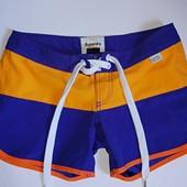 Купальные шорты на подростка,р-р XS, Superdry,сток