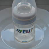 Бутылочка для кормления 125 мл Avent
