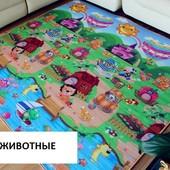 Развивающий коврик Baby Mat 2см толщина .Размер 3 метра!
