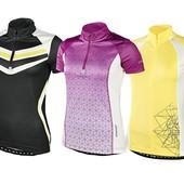Профессиональные женские вело футболки Crivit  Германия