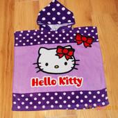 Фирменное полотенце для пляжа для девочки 1-5 лет