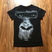 Крутая футболка на 7-8 л