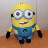 Фирменная мягкая игрушка Миньон