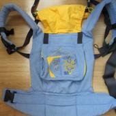 Эрго-рюкзак Модный карапуз Украина My baby