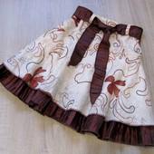 Распродажа! Детская юбка р.34,38