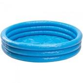 Детский надувной бассейн «Синий кристалл» Intex 58426 (168*41 см)