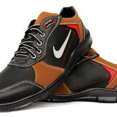 Кроссовки мужские в стиле Nike демисезонные (Ю-65-2)