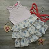 Платье с рюшами Next (3-4 года)
