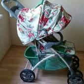 Херсон!! детская прогулочная коляска geoby c819r02-wmdl