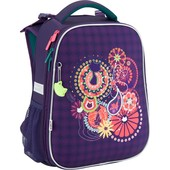 Рюкзак школьный каркасный Kite 531 Catsline K18-531M-2 ранец для девочки