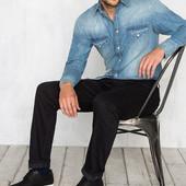 Стильные мужские джинсы Cortefiel, 31р, высокий рост, Испания