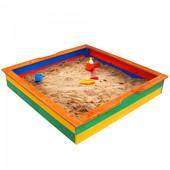 Деревянная песочница Sportbaby №25