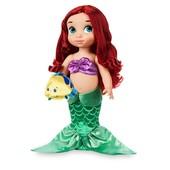 Disney Animators´ малышка Ариэль аниматор с Флаундером collection ariel doll