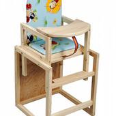 Детский стульчик для кормления Sportbaby Стс-1 в ассортименте