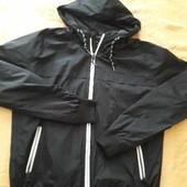 Куртка ветровка фирменная Cedar Wood State р.48 L