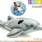Надувной плотик дельфин , Intex 58539