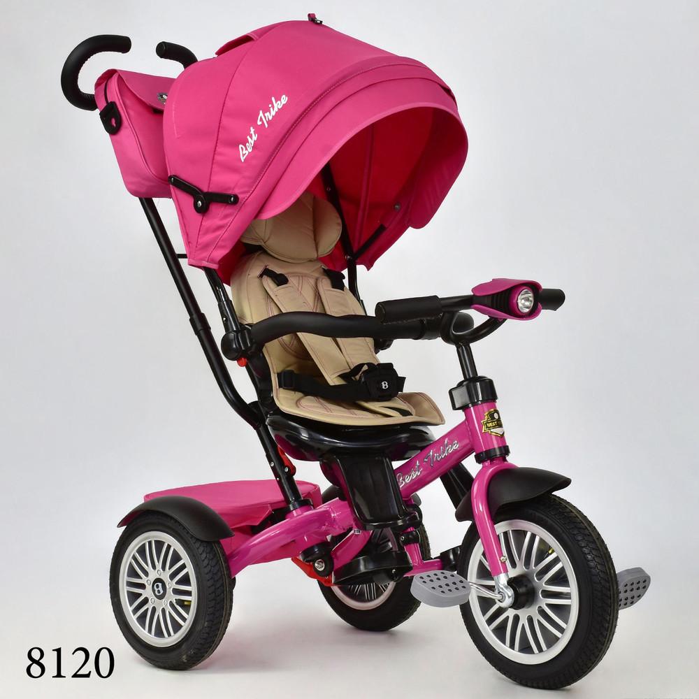 Бест трайк 6188 велосипед трехколесный с поворотным сидением best trike фото №1