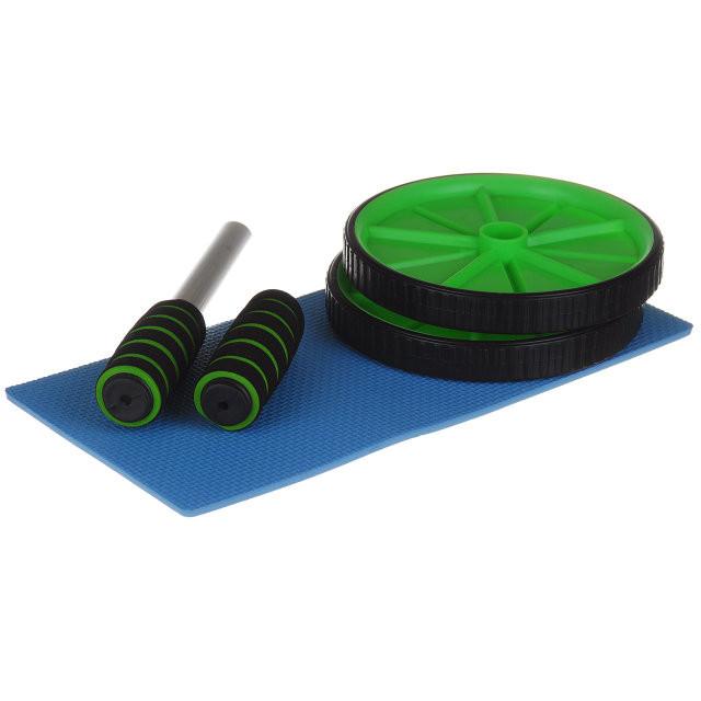 Колесо для мышц пресса, диаметр 29 см (0871) 3 цвета фото №1