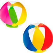 Мяч надувной пляжный 61см Intex